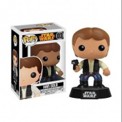 Funko POP! Star Wars Han Solo Vinyl Bobble Head [Vaulted Edition]