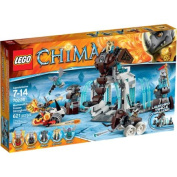 LEGO Chima Mammoth's Frozen Stronghold, 70226