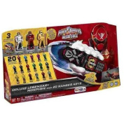 Power Rangers Super Megaforce Deluxe Legendary Morpher And 20 Ranger Keys