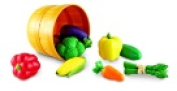 Learning Resources New Sprouts Bushel Of Veggies Play Food Set