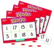 Trend Enterprises Numbers 1 To 20 Bingo Game - Set 36 250 Markers