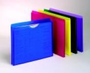 Pendaflex Polyethylene Expanding File Jacket Pack - 10