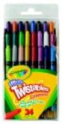 . Twistables Non-Toxic Crayon Set Set - 24