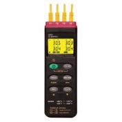 Sper Scientific 800024 4 Channel Datalogging Thermocouple Probe Thermometer