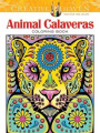 Creative Haven Animal Calaveras Coloring Book