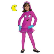 Deluxe Pinky Pacman Costume for Kids - Size M