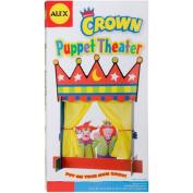 ALEX Toys Crown Puppet Theatre