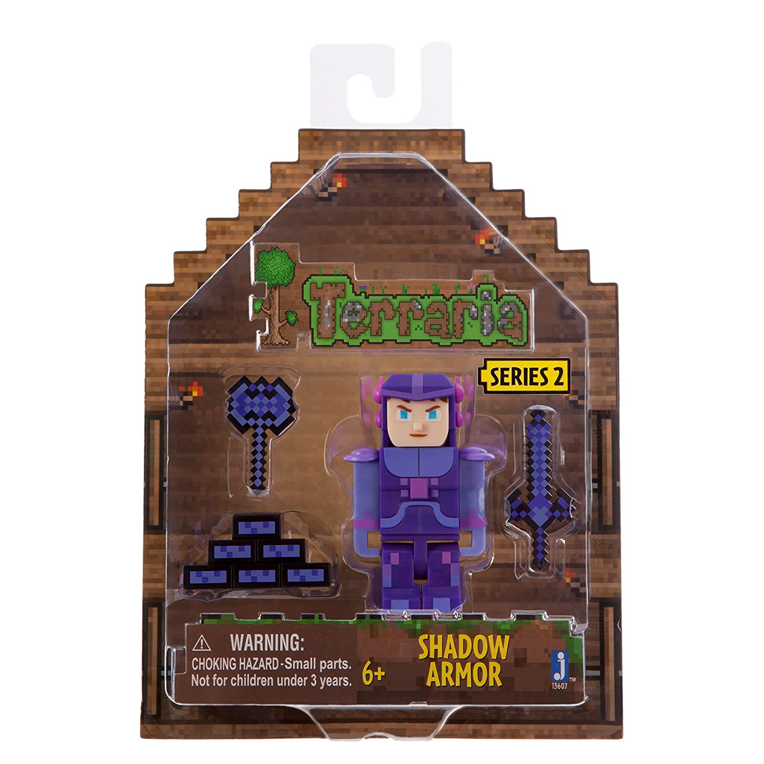 Terraria Shadow Armour Figure with Accessories