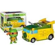 Teenage Mutant Ninja Turtles Funko POP! Television Turtle Van Vinyl Figure