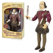 Accoutrements William Shakespere Action Figure