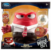 Disney / Pixar Inside Out Anger Exclusive 6 Deluxe Talking Action Figure