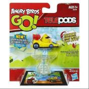 Angry Birds Telepods Kart Series 1 Yellow Bird Figure Pack