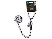 Bulk Buys DI233-72 Knotted Rope Dog Toy