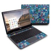 DecalGirl ACC7-COSRAY Acer Chromebook C7 Skin - Cosmic Ray