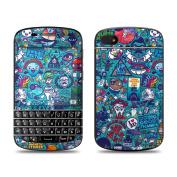 DecalGirl BQ10-COSRAY BlackBerry Q10 Skin - Cosmic Ray