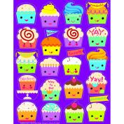 Eureka EU-650921 Cupcake Scented Stickers