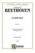 Alfred 00-K06080 Beethoven Calm Sea Op. 112 V Book