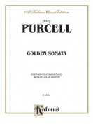 Alfred 00-K04644 PURCELL GOLDEN SONATA 2 VIOLINS