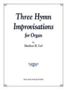 Alfred 00-Gb9905 Three Hymn Improvisations-In Org Book
