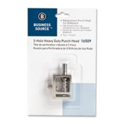 Business Source BSN16509 Replacement Punch Head- f-SPR01796- Silver