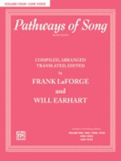 Alfred 00-39933 PATHWAYS OF SONG 4-LO-BK & CD