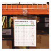 C-Line Products Inc CLI78912 HolderShp Tkt9X12Mgntc