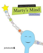 Children's Coloring Storybook Marty's Mind
