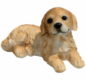 Michael Carr Designs MCD80105 Golden Retriever Puppy Large