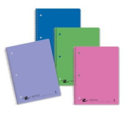 Roaring Spring Paper Products 11285 One Subject Notebook-Pack of 24