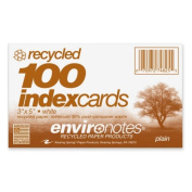 Roaring Spring Paper Products 74825 Recycled Index Cards
