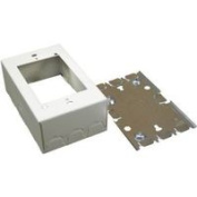 Wiremold Company 4.4cm Ivory Device Box B35