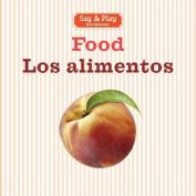 Food/Los Alimentos (Say & Play) [Board book]