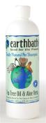 Earthbath 602644020415 Tea Tree & Aloe Shampoo 470ml