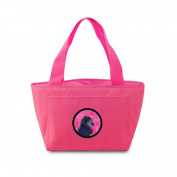 Carolines Treasures SS4747-PK-8808 Pink Cocker Spaniel Zippered Insulated School Washable And . Lunch Bag Cooler
