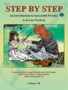 Alfred 00-20300X Step by Step 1B- An Introduction to Successful Practise for Violin - Music Book