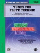 Alfred 00-BIC00103A Student Instrumental Course- Tunes for Flute Technic- Level I