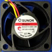 Sunon 23-4020-02 40 x 40 x 10 mm. Super Quiet Cooling Fan