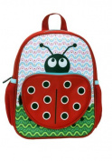Fox Luggage B01-LADYBUG My First Backpack