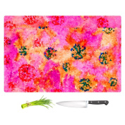 Cutting Boards from DiaNoche by Sue Brown Crystal Floral Cry