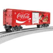 Lionel's Coca-Cola Santa Boxcar
