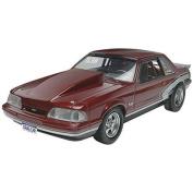 Plastic Model Kit, '90 Mustang LX 5.0 Drag Racer, 1/25