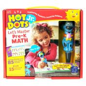 Educational Insights Hot Dots Jr. Let's Master Pre-K Math