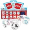 Junior Learning Roll a Story Game, Develop Story Telling and Oral Language!