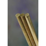 Solid Brass Rod .072, Carded, 3 Each Multi-Coloured