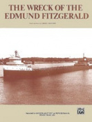 Alfred 00-Vs0736 Wreck Of The Edmund Fitzgerald-Pvc Book