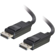 54400 C2g 0.9m C2g Displayport Cable M-m Blk