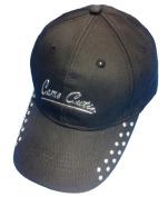 Ladies Black Camo Cutie cap