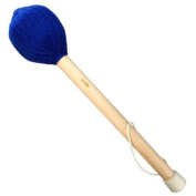 Mike Balter BB6 Basics Series Soft Keyboard Mallets with Birch Handles and Red Cord Head