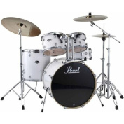 Pearl Export EXX725S 5-Piece Drum Kit, Pure White