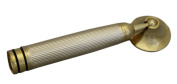 Dacasso a9004 Gold Ribbed Pen Funnel with Screw